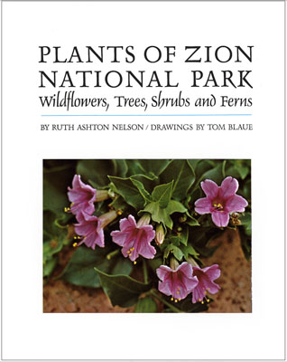 Plants of Zion cover.